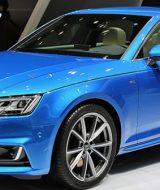 Audi A4 cylinder heads