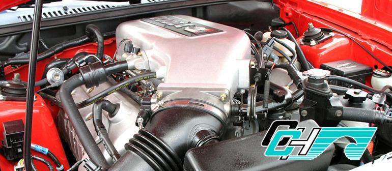 Ford 5.4 L V-8 Cylinder Heads
