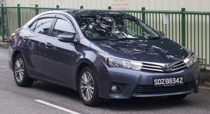 Toyota Corolla Generation 11