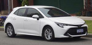 Toyota Corolla Generation 12