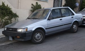 Toyota Corolla Generation 5