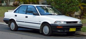 Toyota Corolla Generation 6