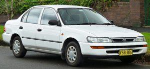 Toyota Corolla Generation 7