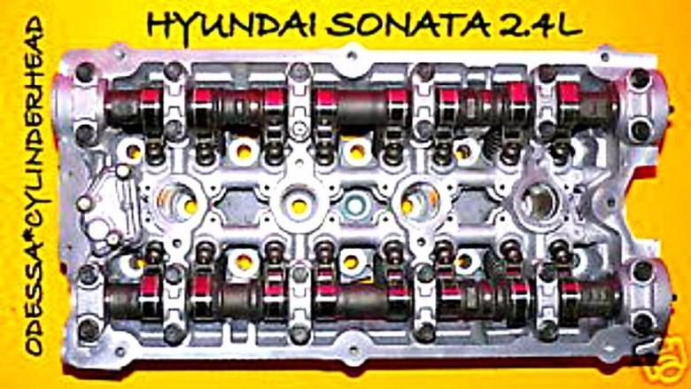 Hyundai Sonata cylinder heads