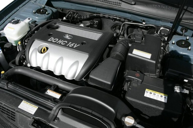 Hyundai Sonata engine