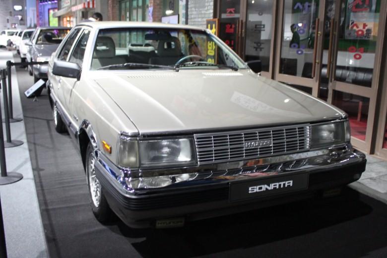 hyundai sonata car history