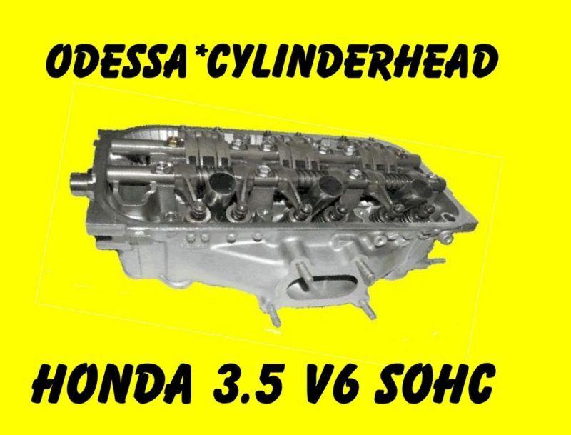 HONDA 3 5 V6 SOHC VTEC CYLINDER HEAD ACJ RCA2 RdJ REBUILT