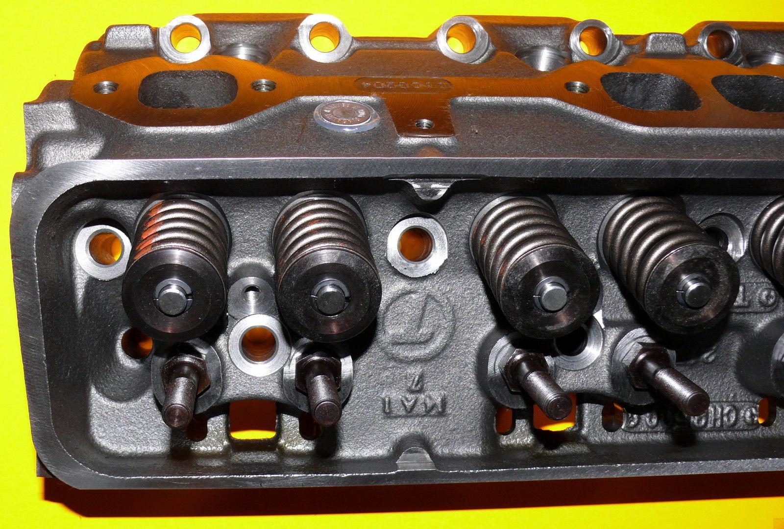 ENGINEQUEST CHEVY 305 350 MARINE INTAKE MANIFOLD CAST IRON 87-95