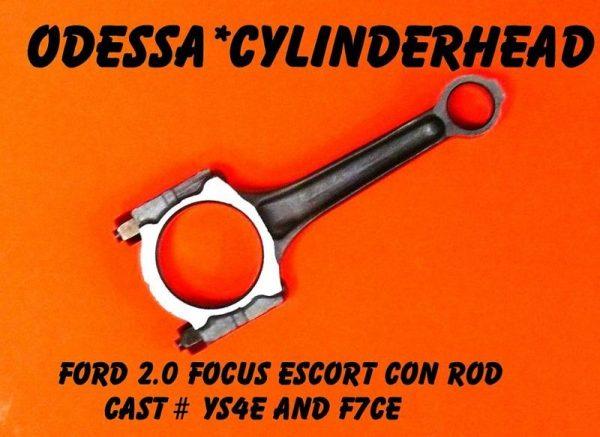 ford 2.0 con rod