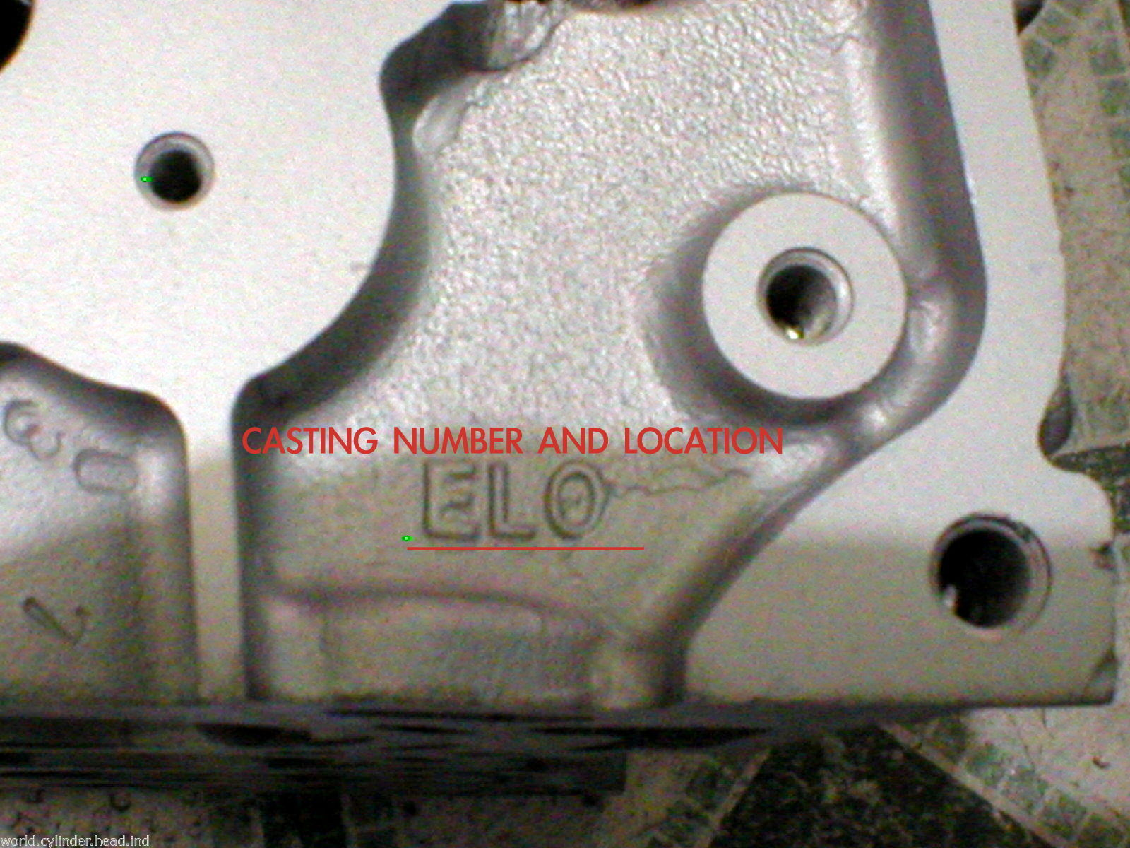 FOR NISSAN Versa Sentra 1 8 2 0 DOHC CYLINDER HEAD CASTING #ELO ONLY  2007-2015