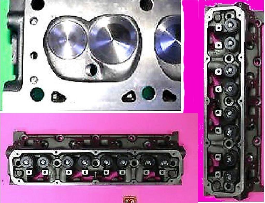 NEW DODGE CHRYSLER EQ MONSTER MAGNUM 318 360 5 2 5 9 OHV V8 CYLINDER HEADS