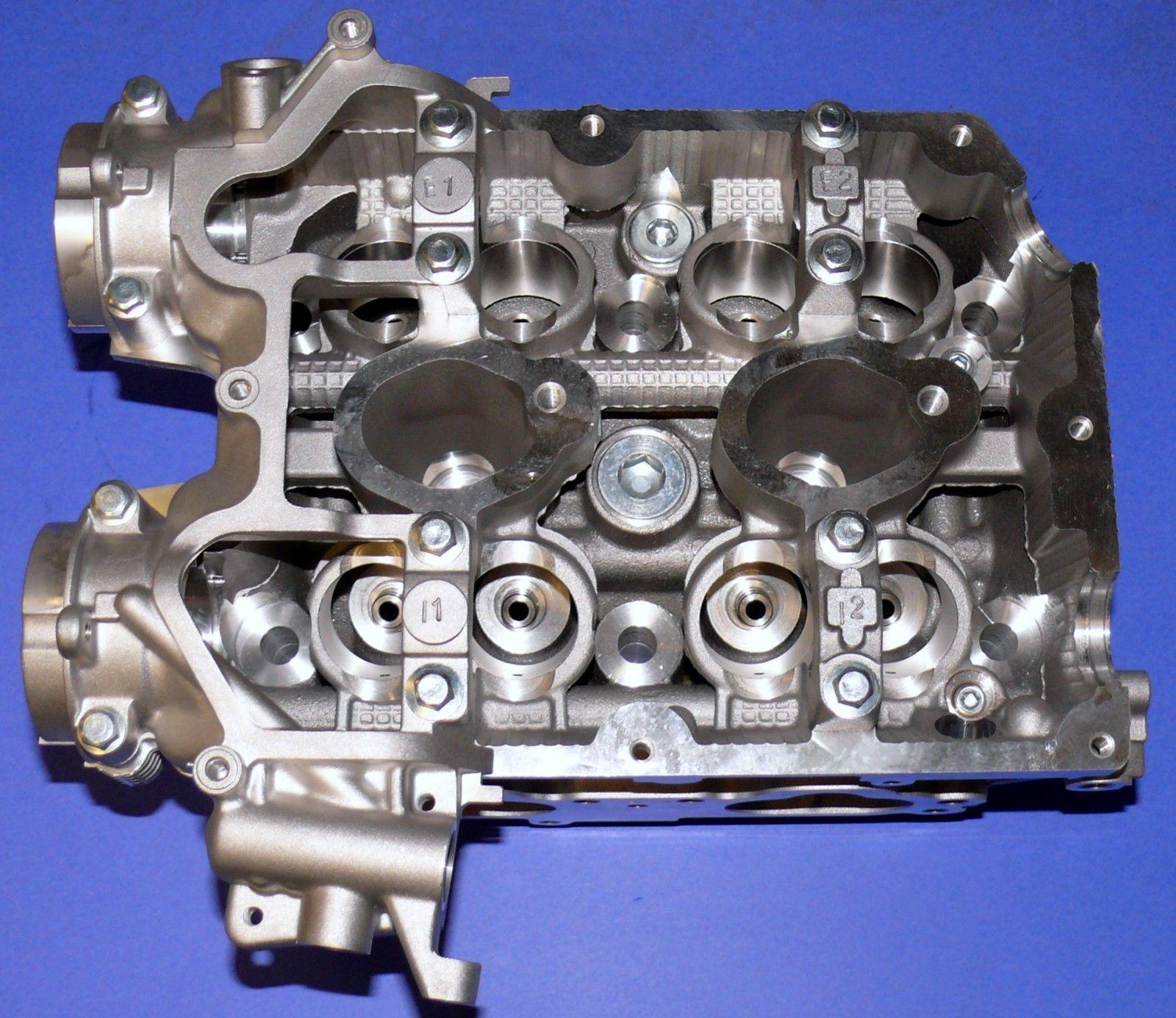 NEW Subaru WRX STi 2 5 DOHC CYLINDER HEAD #B25 BARE CAST RIGHT SIDE TURBO  06-13