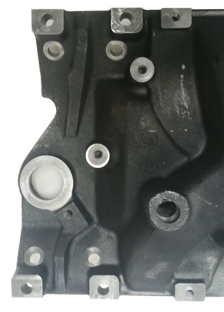 NEW 5 7 V8 Marine 4bbl CAST IRON Intake Manifold, Volvo/OMC/Merc 1987-95  IN350MB