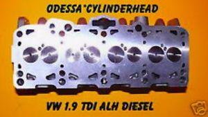 NEW FIT VW JETTA GOLF BEETLE 1 9 SOHC TDI ALH DIESEL CYLINDER HEAD 99-03 no  core