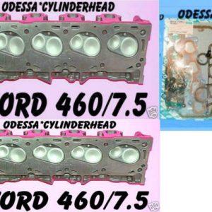 FORD TRUCK VAN MARINE 5.8 351 V8 CYLINDER HEAD  REBUILT
